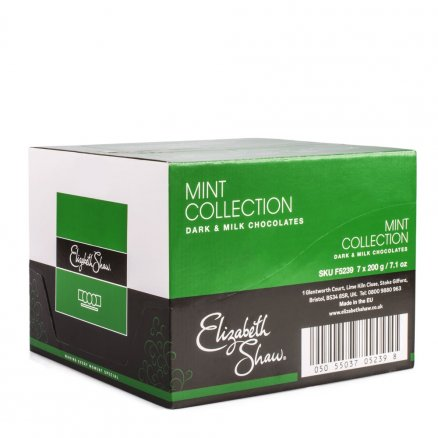 Elizabeth Shaw, Mint Collection - 7 bombonier w kartonie