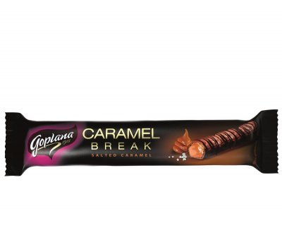 Batonik Goplana Caramel Break, 24 g