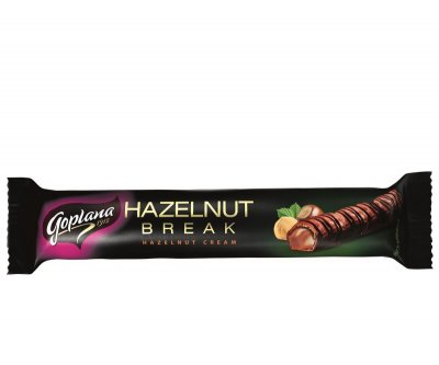 Batonik Goplana Hazelnut Break, 24g